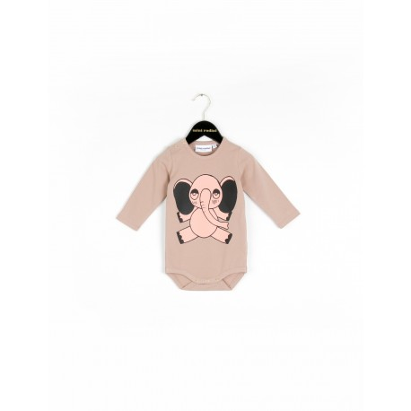 ELEPHANT BODY BEIGE - Mini Rodini
