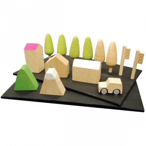 Wooden Toys Machi - Kiko+