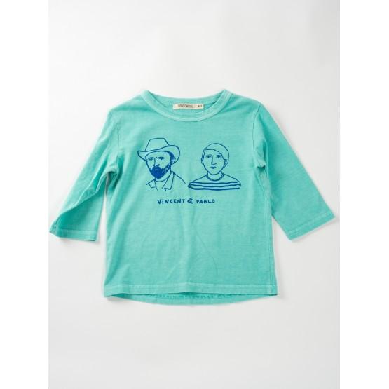 T-shirt 3/4 Vincent et Pablo