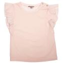 Tee-shirt Volants Pivoine - Emile et Ida