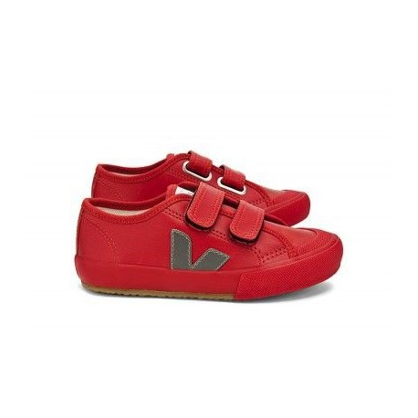 Basket Guris London Red - Veja