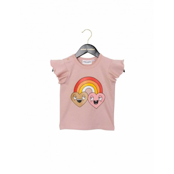 Rainbow Teeshirt - Mini Rodini