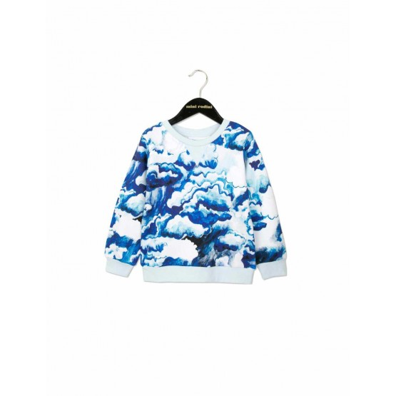 Sweatshirt Nuages - Mini Rodini