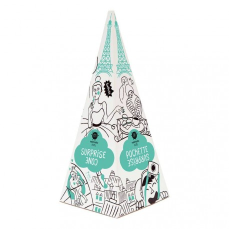 Paris Surprise Pouch - Nailmatic Kids