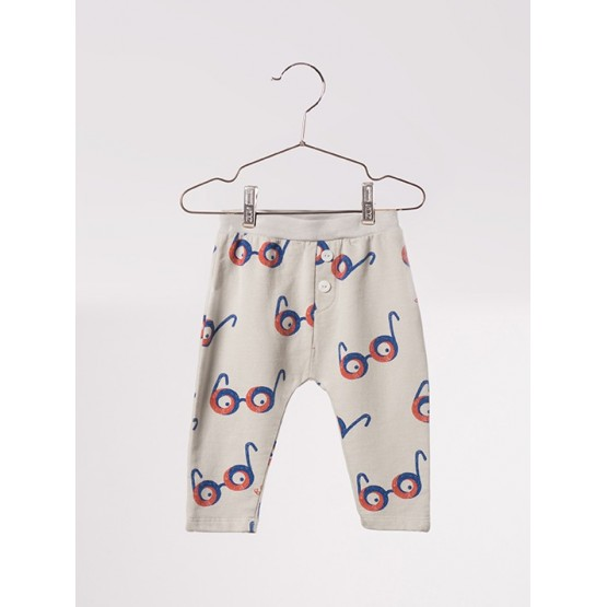 Baby Tracksuit Glasses AO - Silver grey