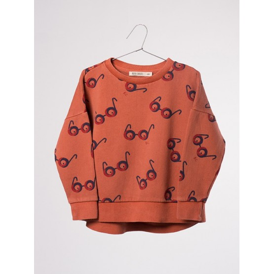 Sweatshirt Impossible Glasses - Bobo Choses
