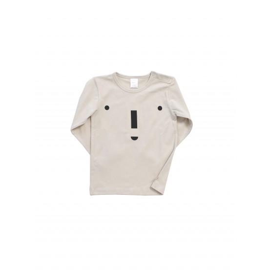 Tee-shirt Big Face - Tinycottons