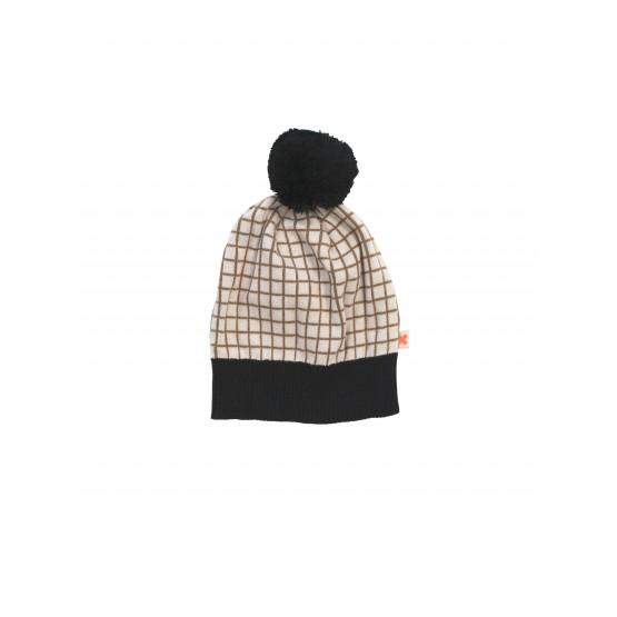 Bonnet Quadrillé - Tinycottons