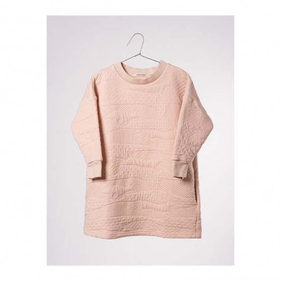 Jumping Rabbit Dress Pink - Shell