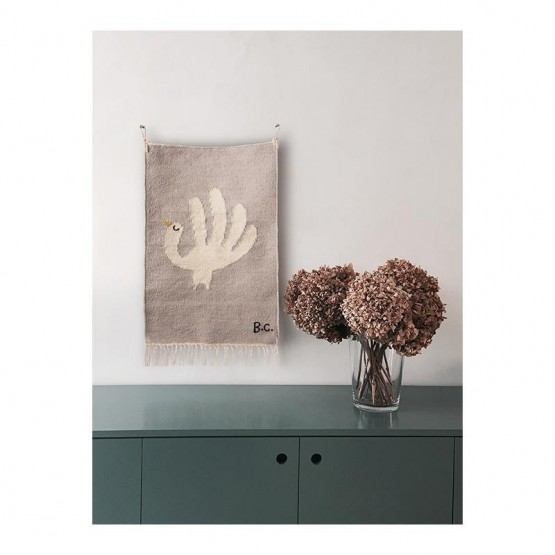 Tapestry Hand Trick - Silver grey