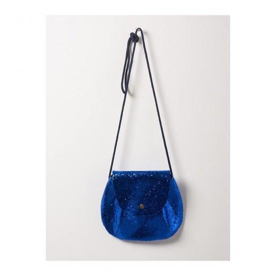 Sac Princesse Paillettes Bleu - Bobo Choses