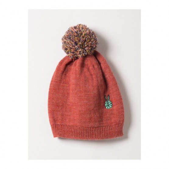 Bunny Red Beanie - Bobo Choses