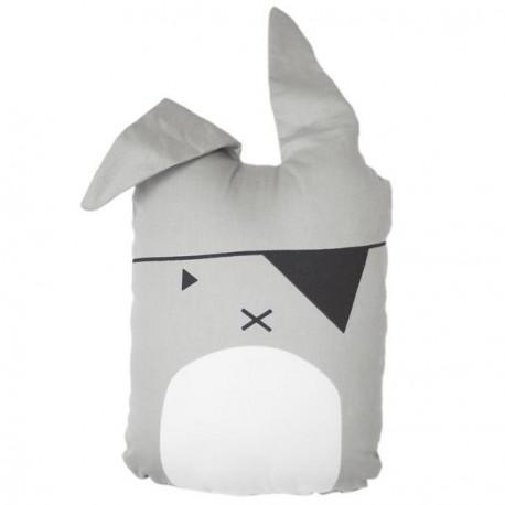 Animal Cushion Pirate Bunny - Fabelab