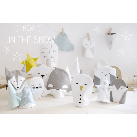 In the Snow Christmas Calendar - Fabelab