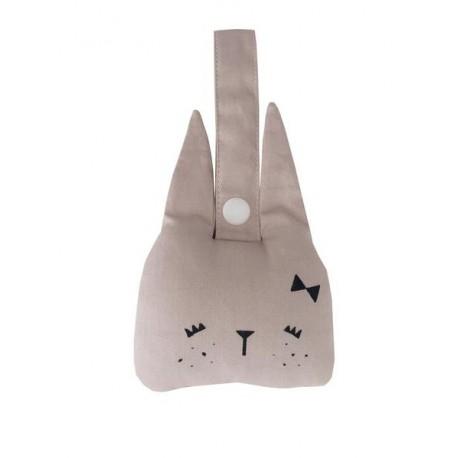 Bunny Rattle - Fabelab