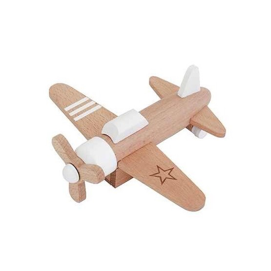 Propeller Plane Hikoki - Kiko+