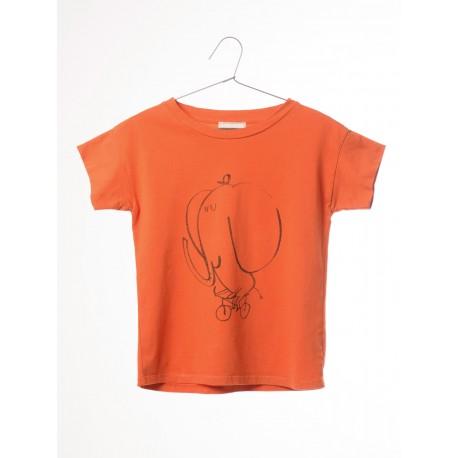 T-shirt The Cyclist - Bobo Choses