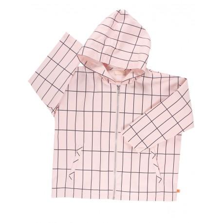 Big Grid Jacket - Tinycottons
