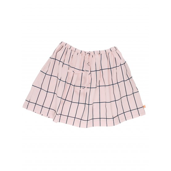 Big Grid Skirt - Tinycottons