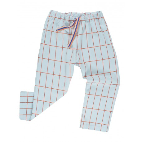 Big Grid Pant - Tinycottons