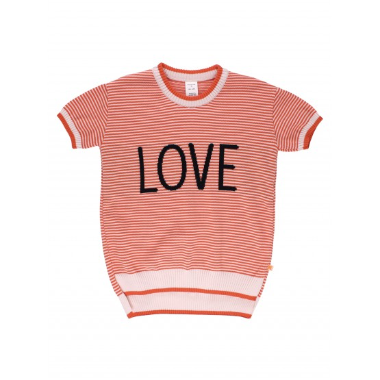 LOVE sweater - Tinycottons