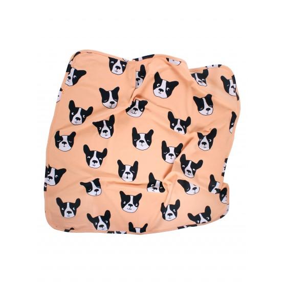 Moujik Face Blanket - Tinycottons