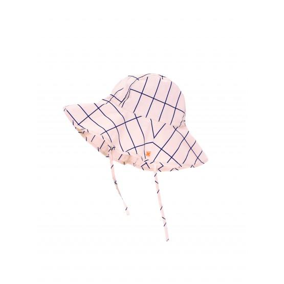 Chapeau Carreaux - Tinycottons