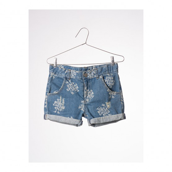 Short en Jean 1968 - Bobo Choses