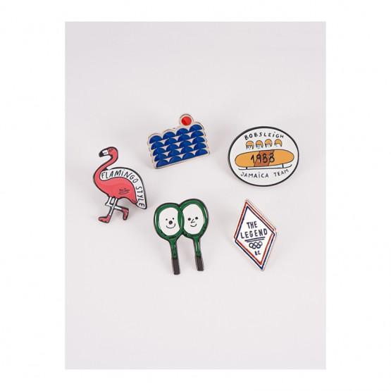 Pack of 5 Pins - Bobo Choses
