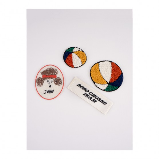 Pack de 4 Patches - Bobo Choses