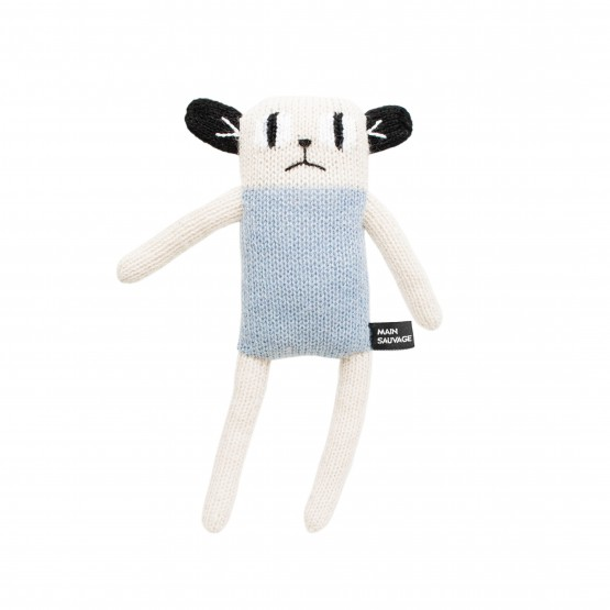 Peluche Loris - Main Sauvage