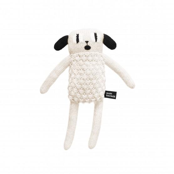 Plush Puppy - Main Sauvage
