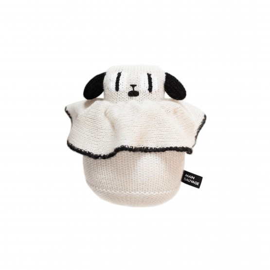 Peluche Roly Poly Puppy - Main Sauvage