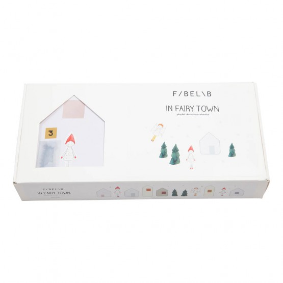Advent Calendar Fairy Town - Fabelab