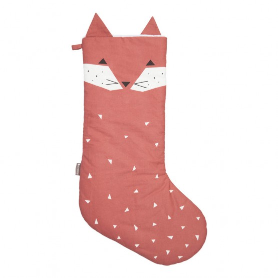 Christmas Stockings Fox - Fabelab