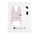 Kit de Broderie Lapin- Fabelab