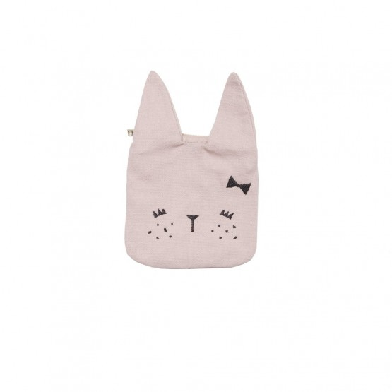 Coin Pouch Cute Bunny - Fabelab