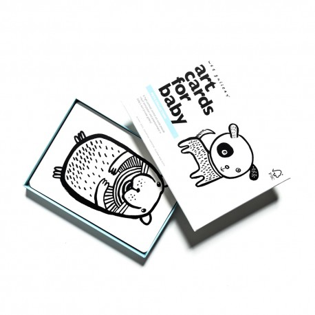 Cartes Animaux Familier - Wee Gallery