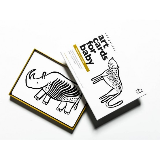 Cartes Animaux Safari - Wee Gallery