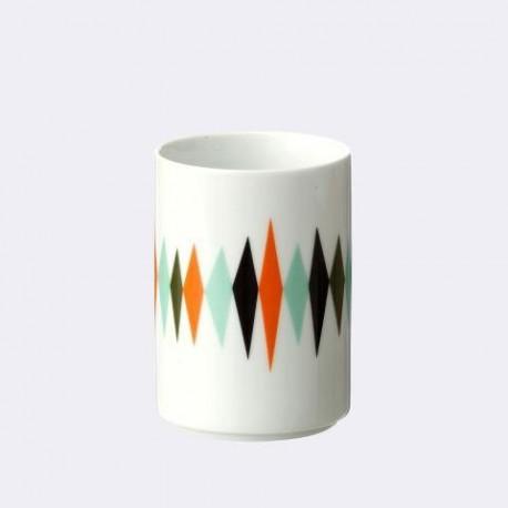 tasse zip porcelaine