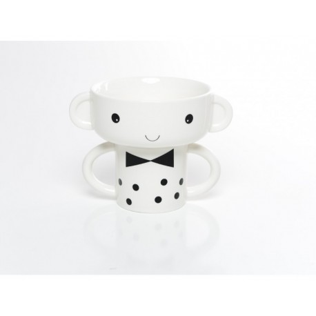 Mealtime Bowl and Cup Boys - Wee Gallery