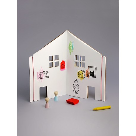 Doll House Book - Rock and Peebles