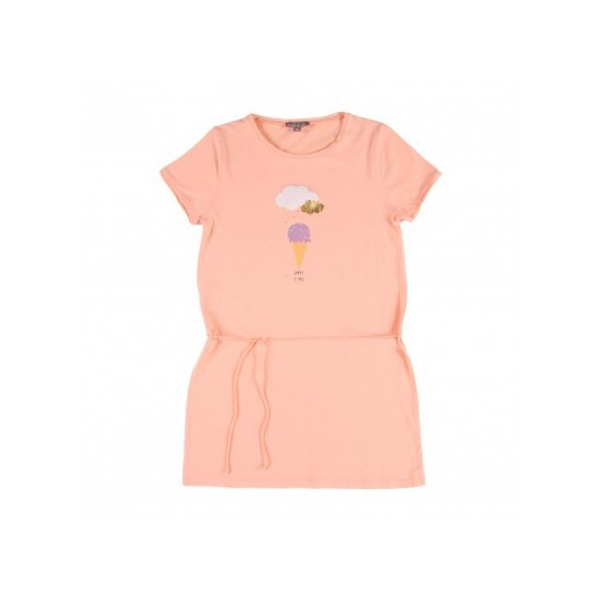 Ice cream Melon Dress - Emile et Ida
